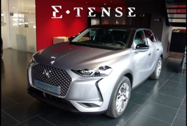 DS 3 CROSSBACK E-TENSE GRAND CHIC