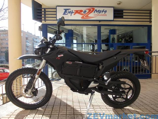 ZERO MOTORCYCLES – FX 6. 5 YA DISPONIBLE EN EXTREMADURA